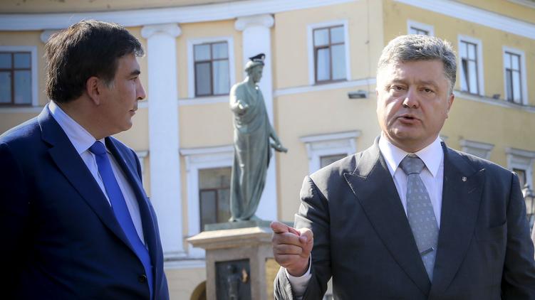 Что будет с Саакашвили, если он вернется в Украину