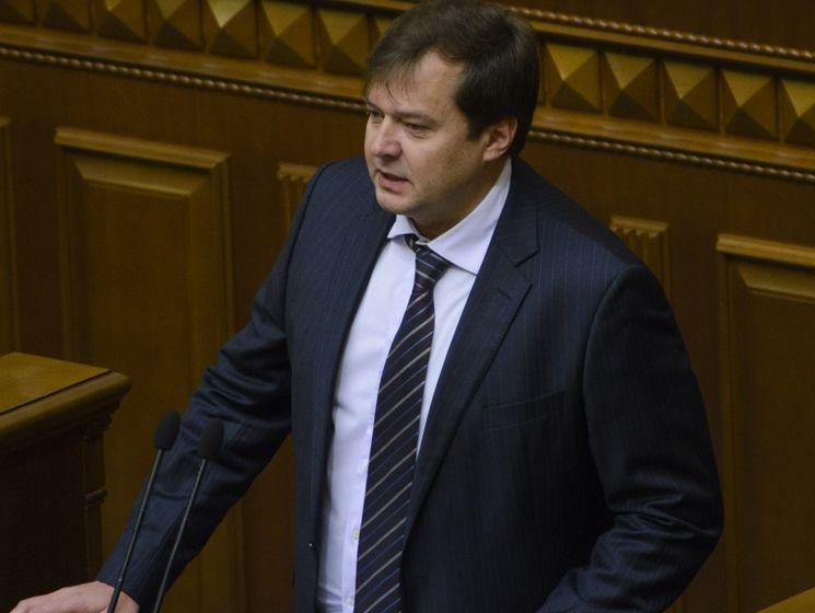 «Крым и Донбасс не вернутся, забудьте!» – украинский политик