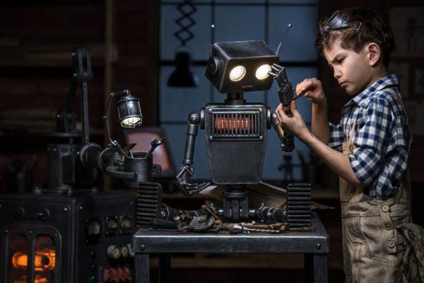 Можливість поуправляти та пограти з роботами: digital-новинки перенесуть гостей IT форуму у Запоріжжі в іншу реальність