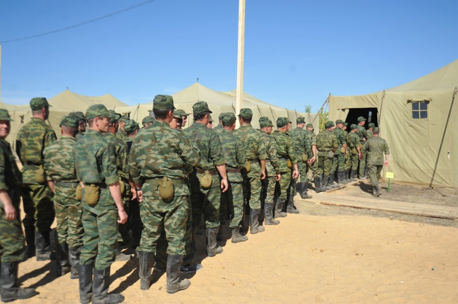 На запорожском курорте пройдут мобилизационные военные учения