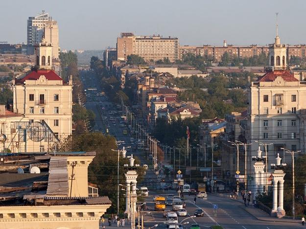 В Запорожье из-за празднования Дня города перекроют проспект