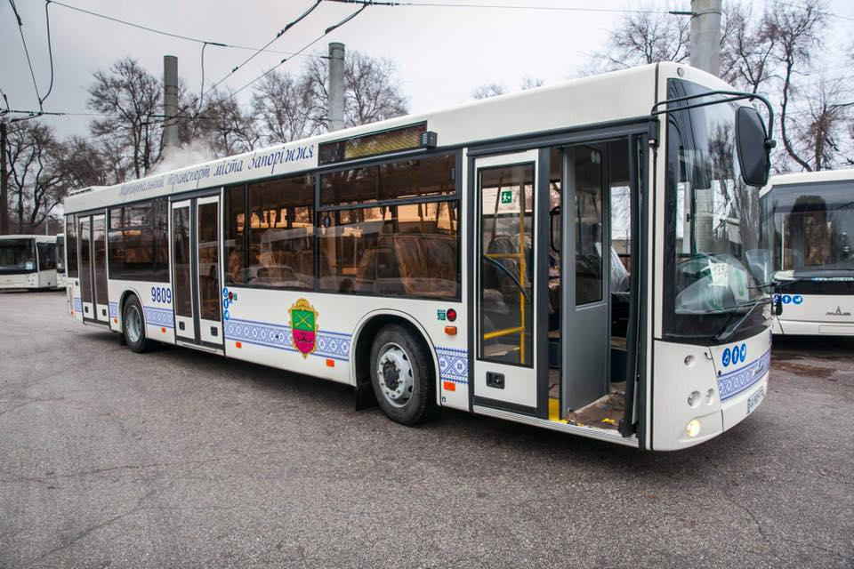 В «Запорожэлектротранс» прокомментировали гибель водителя большого автобуса