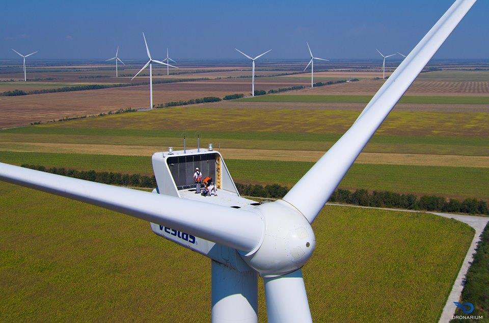 Енергія «з повітря»: як в Запорізькій області розвиваєтьсягенерація «зеленого» струму