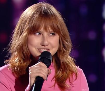 Еще одна запорожанка покорила судей популярного украинского песенного шоу (Видео)