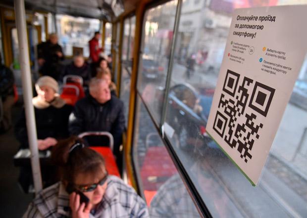 Жители Запорожья уже сами просят городскую власть ввести «электронный билет» в транспорте