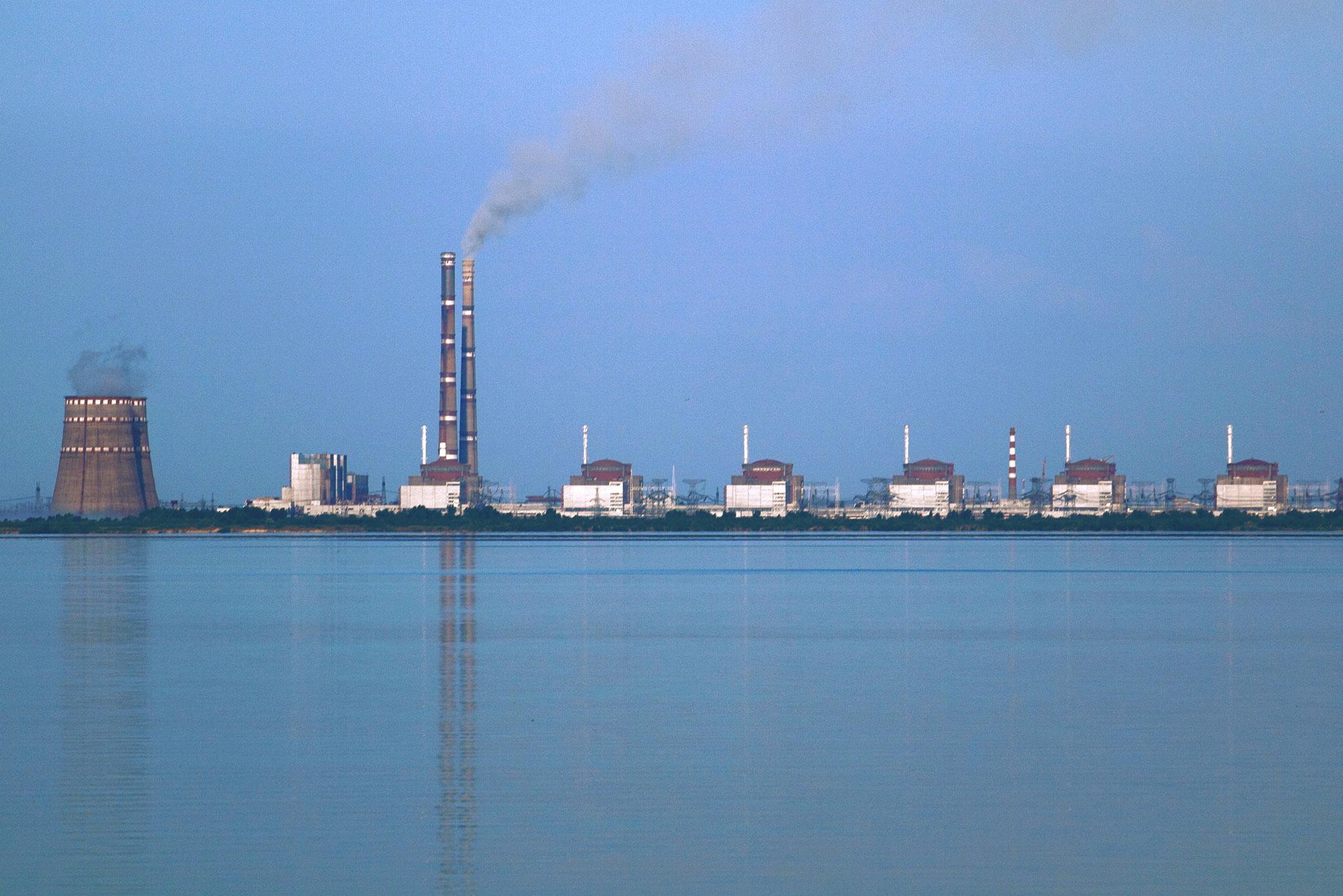 На ЗАЭС построят хранилище ядерных отходов