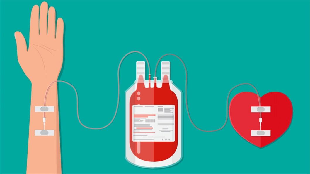 На День донора в Запорізькій області чоловік прийшов здавати кров 145-й раз (Фото)