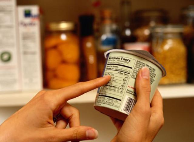 С 6 августа в Украине вступит в силу закон о маркировке пищевых продуктов
