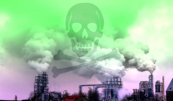 Запорожцев снова травят сероуглеродом: зафиксировано превышение ...