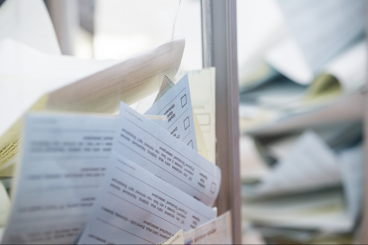 Поддельный избирком на Васильевском острове СПб: как фальсифицировались выборы