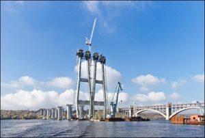 13 годовщина строительства запорожских мостов: кто побывал, что обещал, фото и цитаты