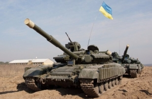 На Черниговщине состоялись танковые соревнования