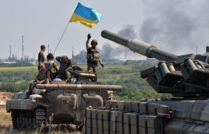 Сутки в АТО. Ранены 5 украинских военнослужащих