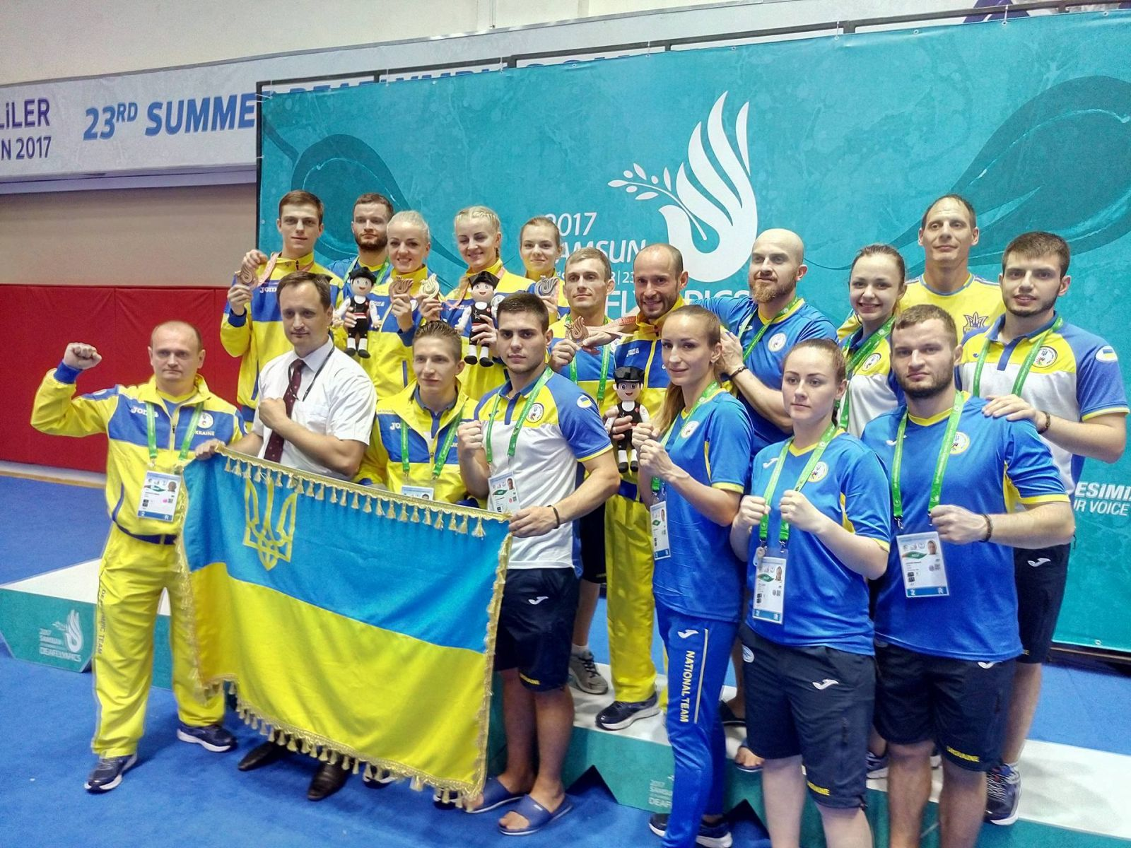 Запорожским дефлимпийцам выделят премии