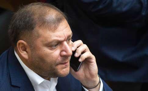 Михаила Добкина лишили имущества
