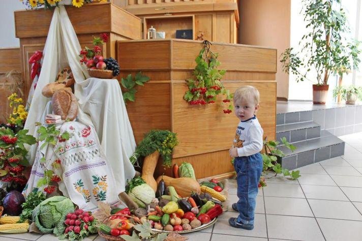 В Украине новый праздник – День Благодарения