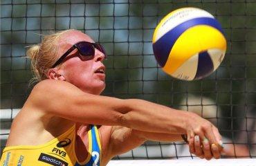 Запорожские волейболистки завоевали серебряную медаль