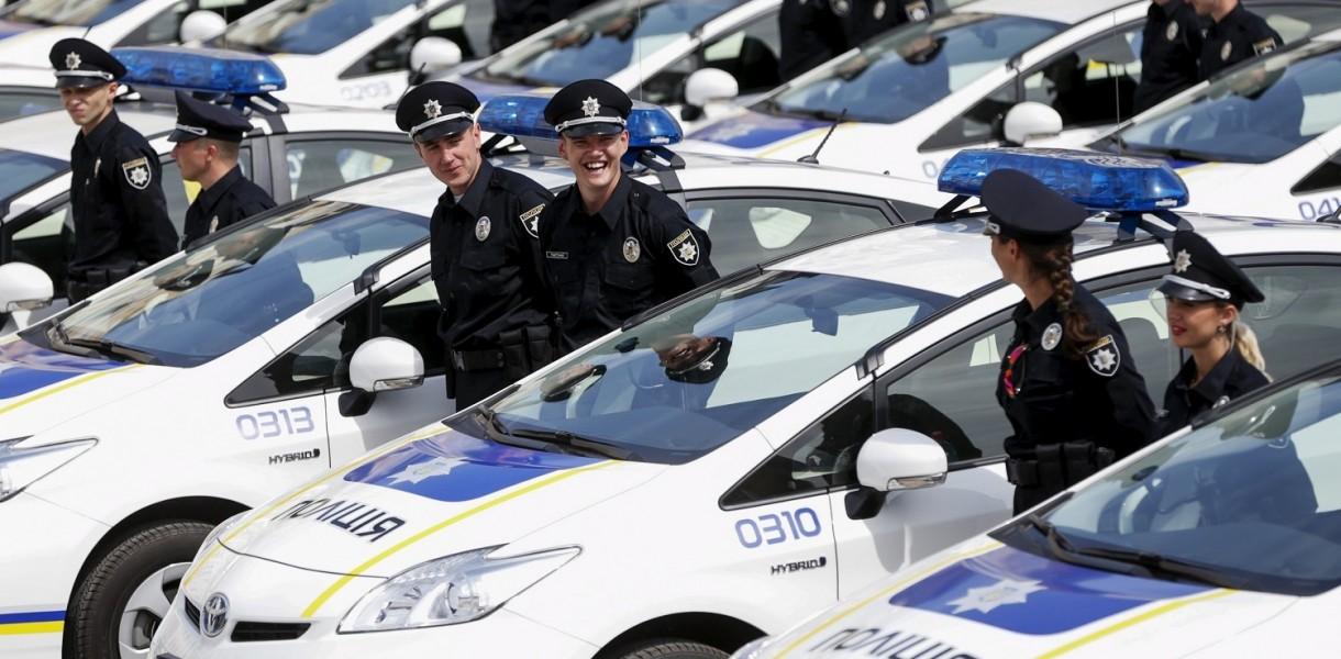 В Украине Управление безопасности дорожного движения Нацполиции ликвидировали