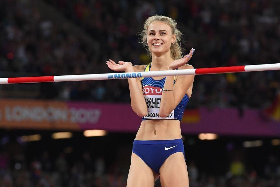 Юлия Левченко стала второй в Бриллиантовой лиге