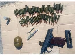 Солдата-контрактника уличили в сбыте оружия