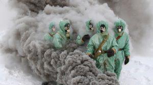 У России больше нет химического оружия