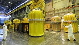 Совместное производство ядерного топлива намерены наладить Украина и Китай