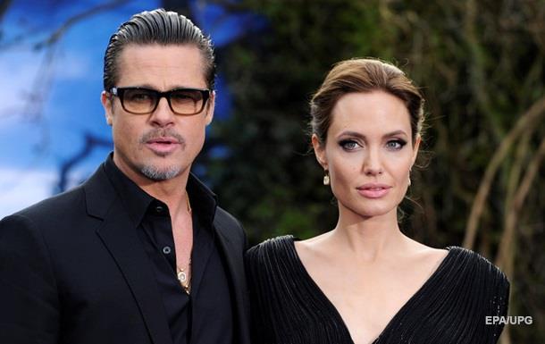 Джоли и Питт воссоединились — СМИ