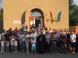 В Запорожье ярко отмечают 26-летие Независимости Армении