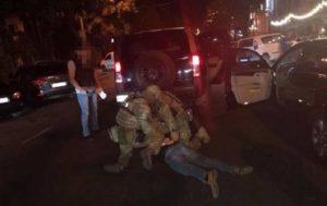 СБУ задержала на взятке руководителя управления Одесской ОГА
