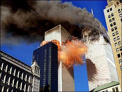 Сегодня годовщина кровавого теракта  произошедшего в США 11 сентября