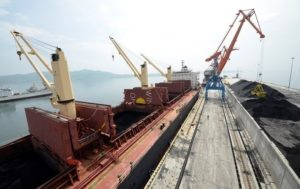 Когда можно ожидать первое судно с углем из США ?