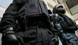 Запорожские силовики проводят обыски у представителей организации «ПОРА»
