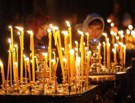 Православные всего мира празднуют Воздвижение Креста Господня