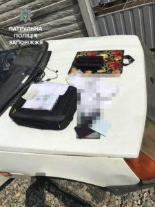 В Запорожье задержали дует иностранцев-грабителей ограбивших женщину с ребенком