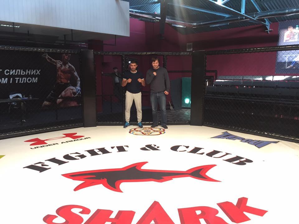 В Запорожье открывается спортивно-бойцовский клуб MMA — «SHARK»