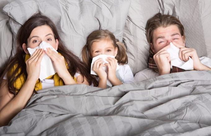 В Украину приходит смертельно опасный грипп «Мичиган»
