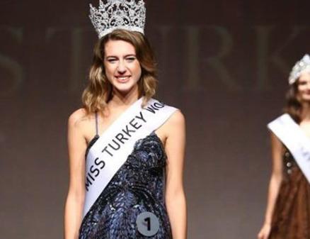 У «Мисс Турция-2017» отобрали корону из-за сообщения в Twitter