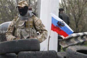 Генштаб: На Донбассе воюет 40 тысяч боевиков