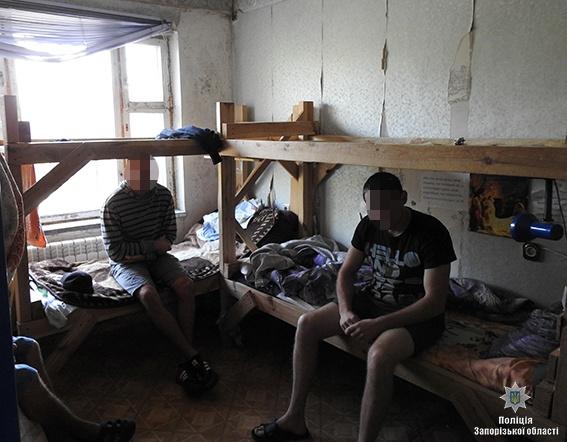 В Запорожье пресекли  деятельность псевдолечебницы для алкоголиков и наркозависимых