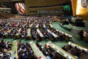 США отвергли проект Путина по миротворцам ООН на Донбассе