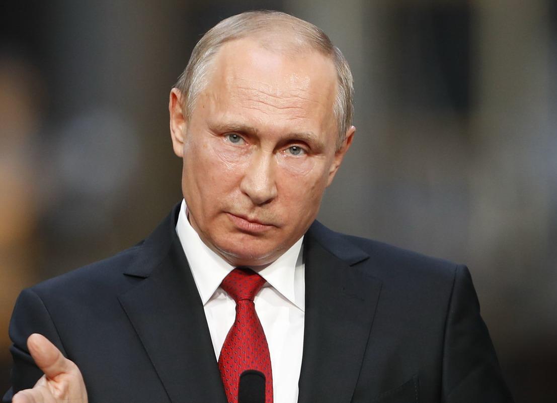 СМИ: Путин объявит о намерении пойти на новый президентский срок в ноябре