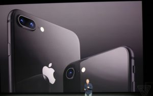 Состоялась официальная презентация iPhone 8 и iPhone 8 Plus