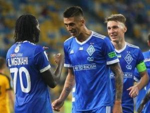 Лига Европы. «Динамо» выигрывает у «Скендербеу»