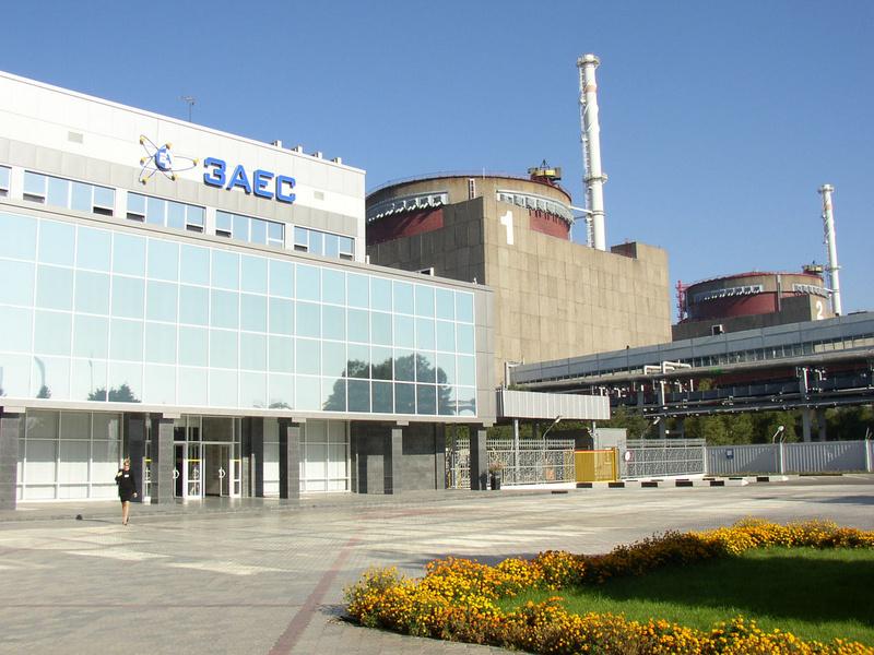 СБУ предупредила экологическую катастрофу, связанную с Запорожской АЭС