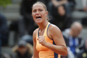 Екатерина Бондаренко спустя девять лет выигрывает турнир WTA