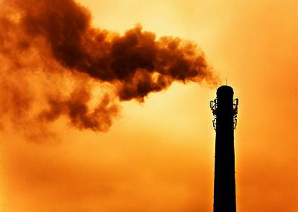 В Запорожье содержание двуокиси азота в воздухе в четыре раза превысило предельную норму