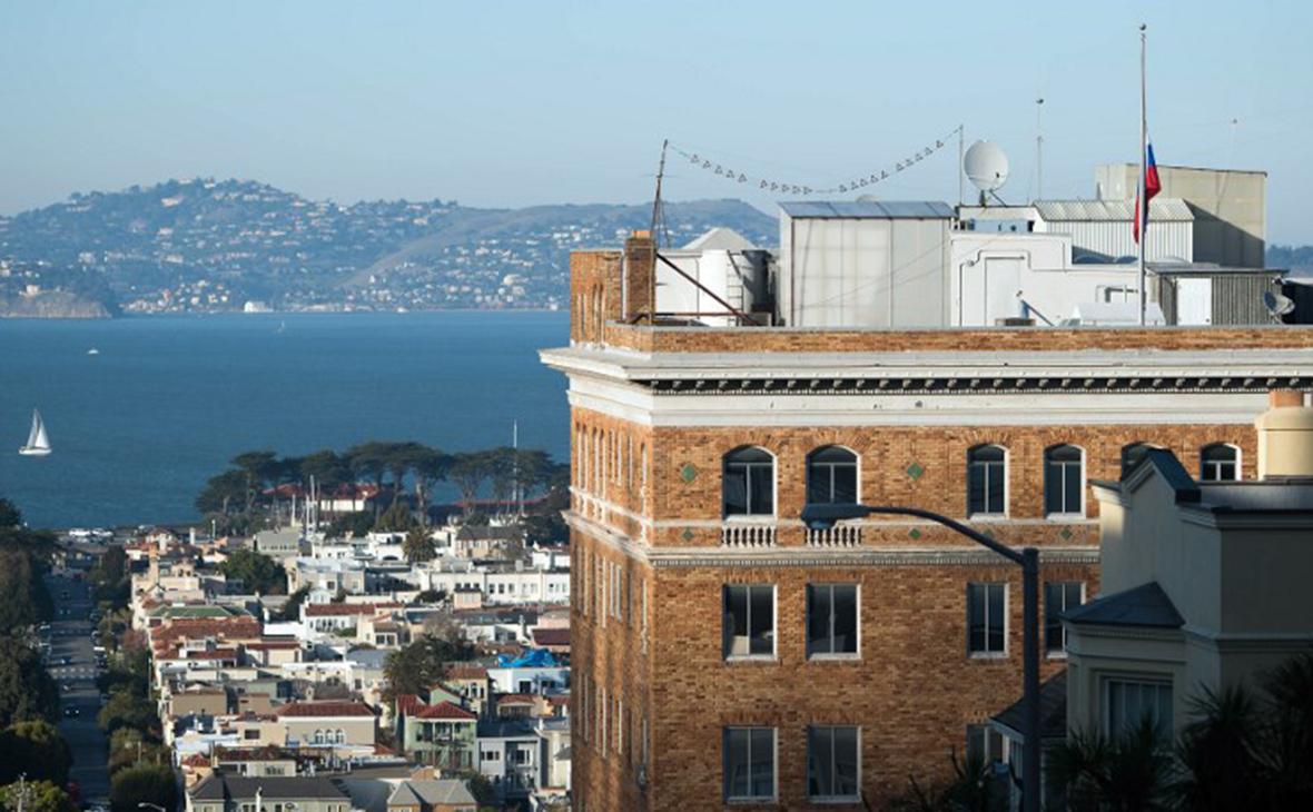 Побег чиновников российского консульства из Сан-Франциско