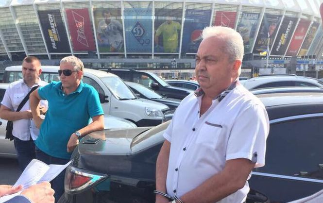 Главу правления Хлеб Украины задержали на взятке в $7 тысяч