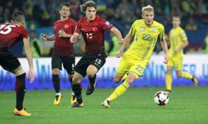 Буяльский, Кравец, Коваленко и еще 20 игроков вызваны в сборную Украины