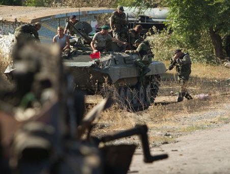 Россия перебросила под Мариуполь спецназ ФСБ